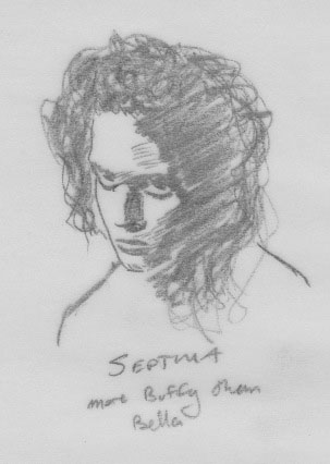 Septima, the seventh daughter of a seventh daughter